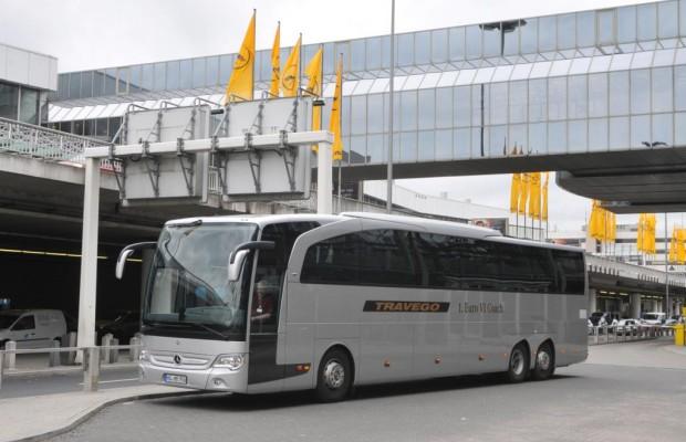 Noch wenig Interesse an Fernbuslinien