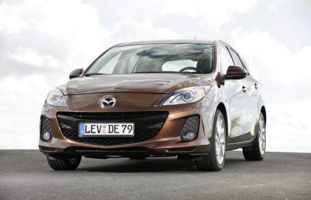 Null-Prozent-Finanzierung bei Mazda