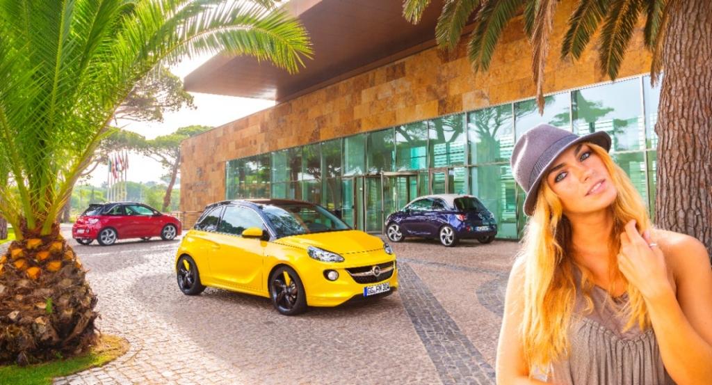Opel Adam: Nach einer Woche 20.000 Bestellungen – Erfolgreicher Start und Auszeichnungen für neuen Blitz