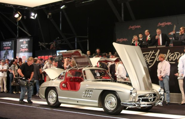 Panorama: Barrett-Jackson Auktion - Showtime in Scottsdale