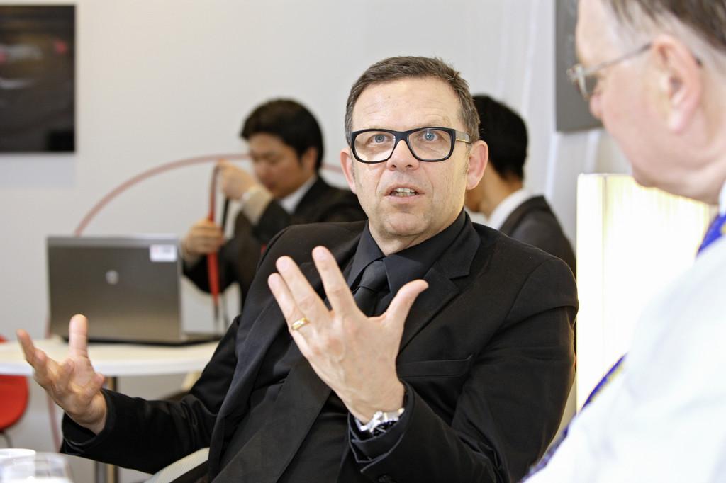 Peter Schreyer verantwortet nun Hyundai- und Kia-Design