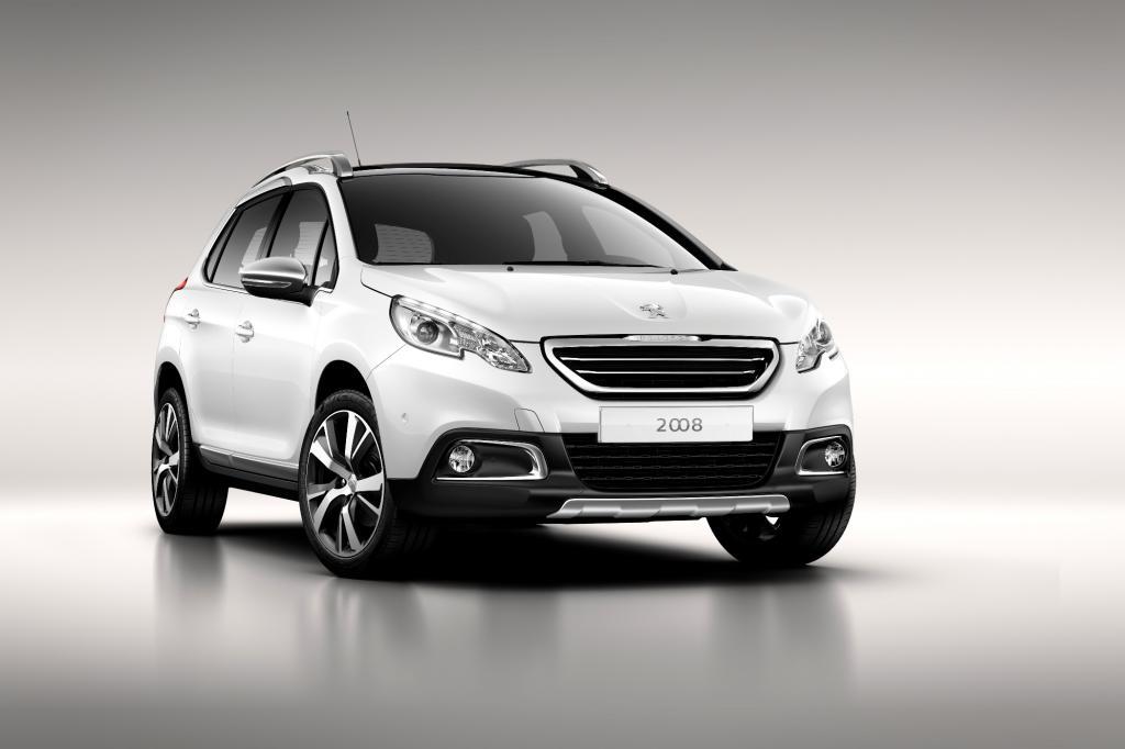 Peugeot 2008 - Viele Muskeln, kein Allrad