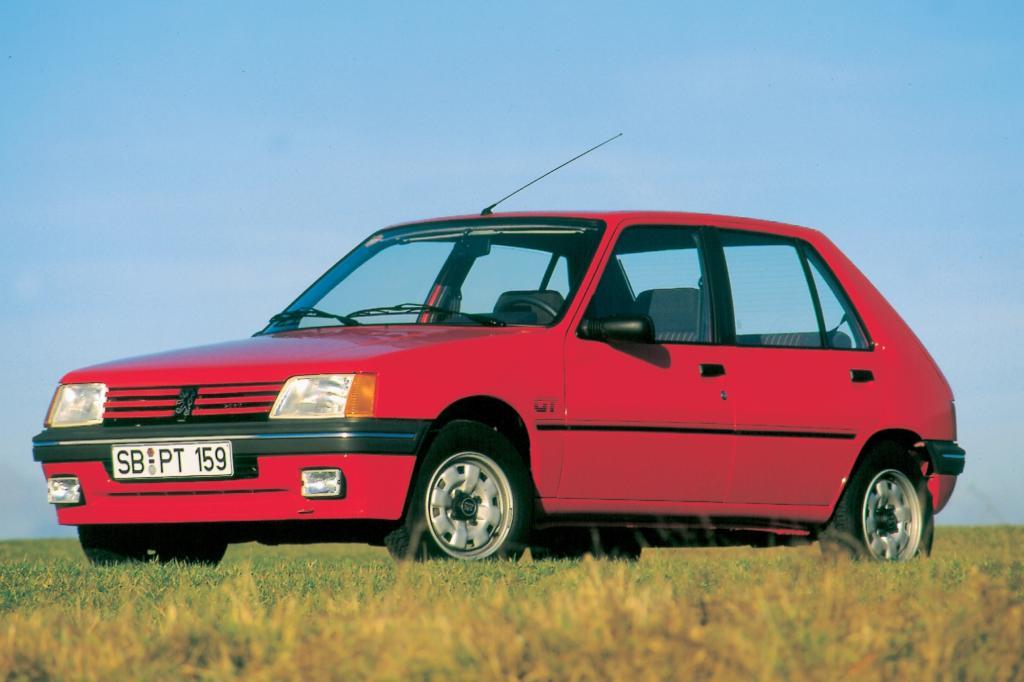 Peugeot 205 GT 1989
