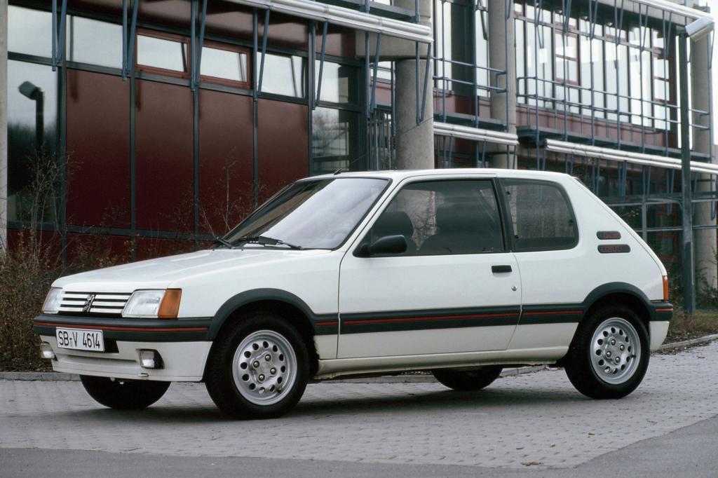 Peugeot 205 GTI ab 1984