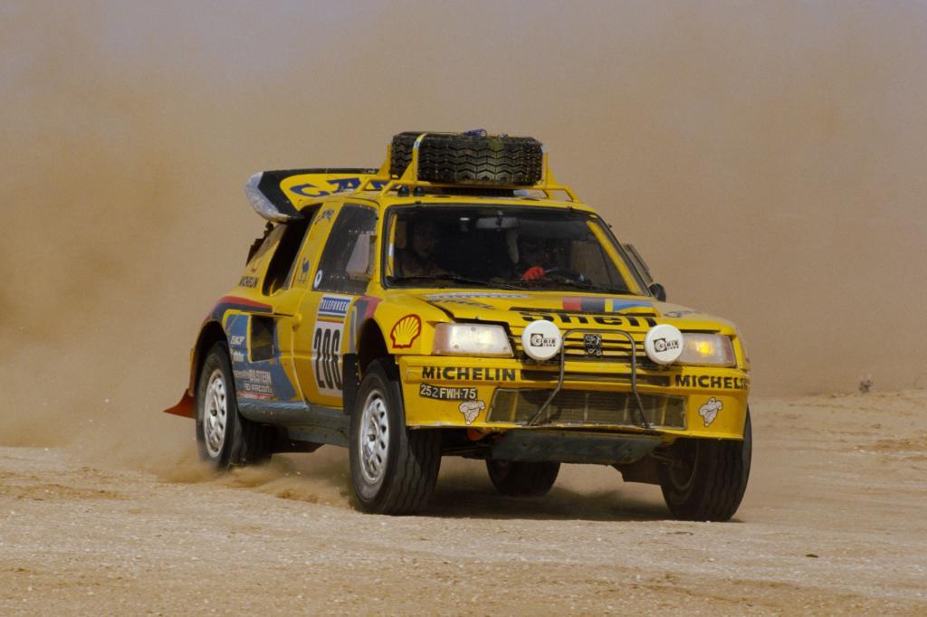 Peugeot 205 T16 Rallye  ab 1984