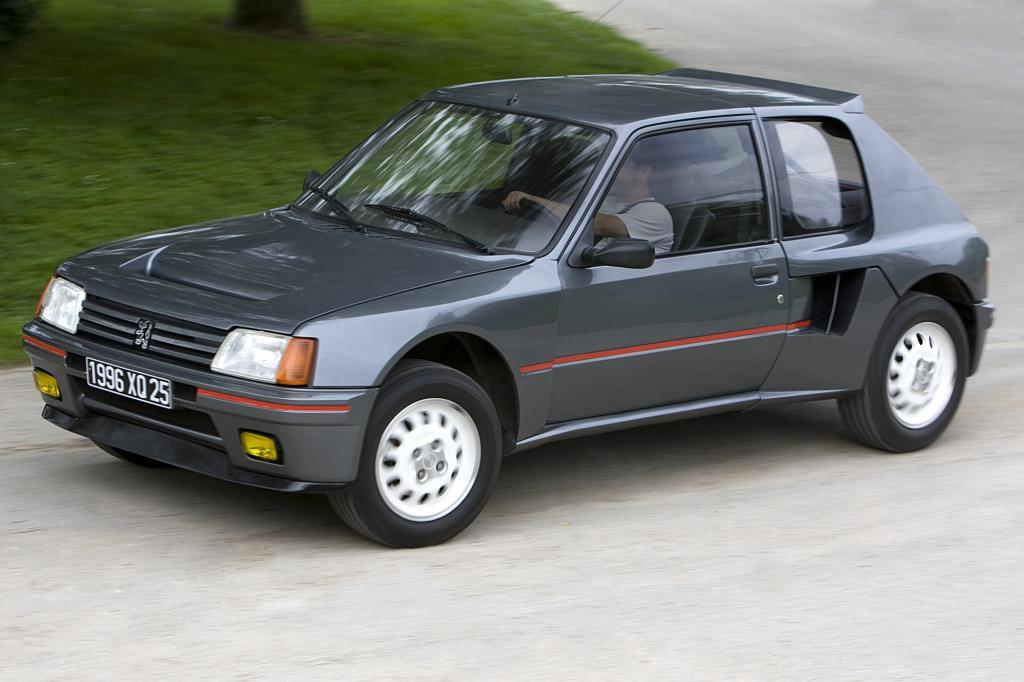 Peugeot 205 T16 ab 1984