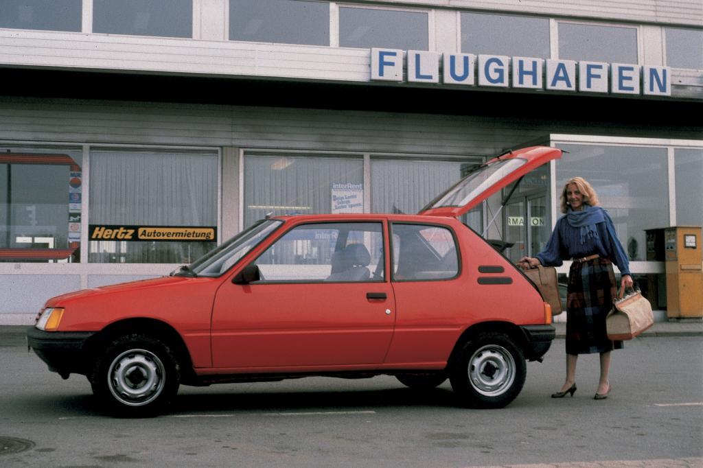Peugeot 205 ab 1983