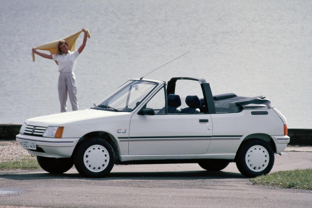 Peugeot 205 ab1983