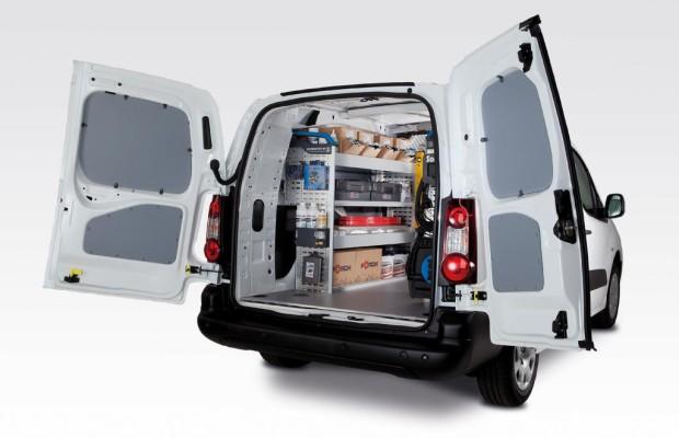Peugeot Partner Sondermodell - Bonus für Existenzgründer