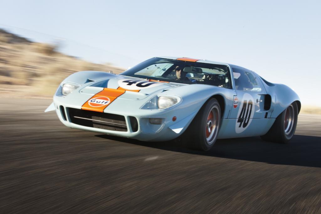 Platz 3: Ford GT40 Lightweight 1968