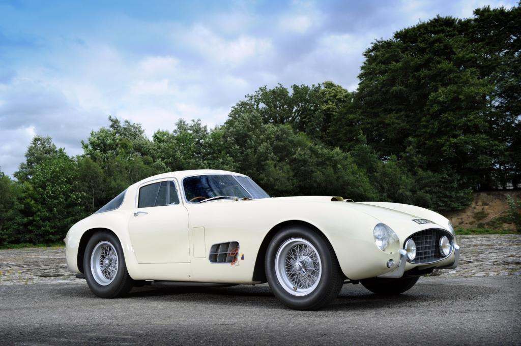 Platz 5: Ferrari 410S Berlinetta, 1955