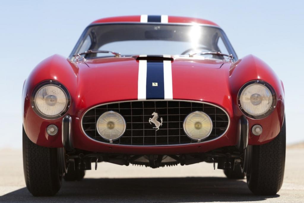 Platz 8: 1956 Ferrari 250 GT Berlinetta Tour de France