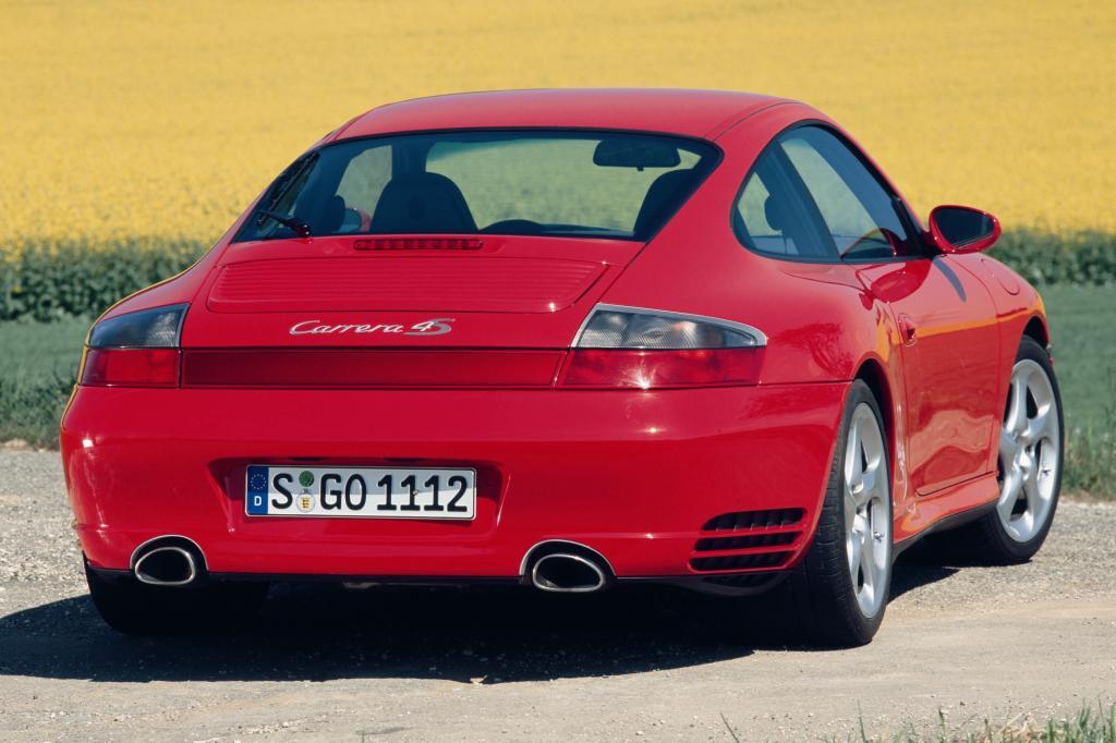 Porsche 911 Carrera 4S ab 2002