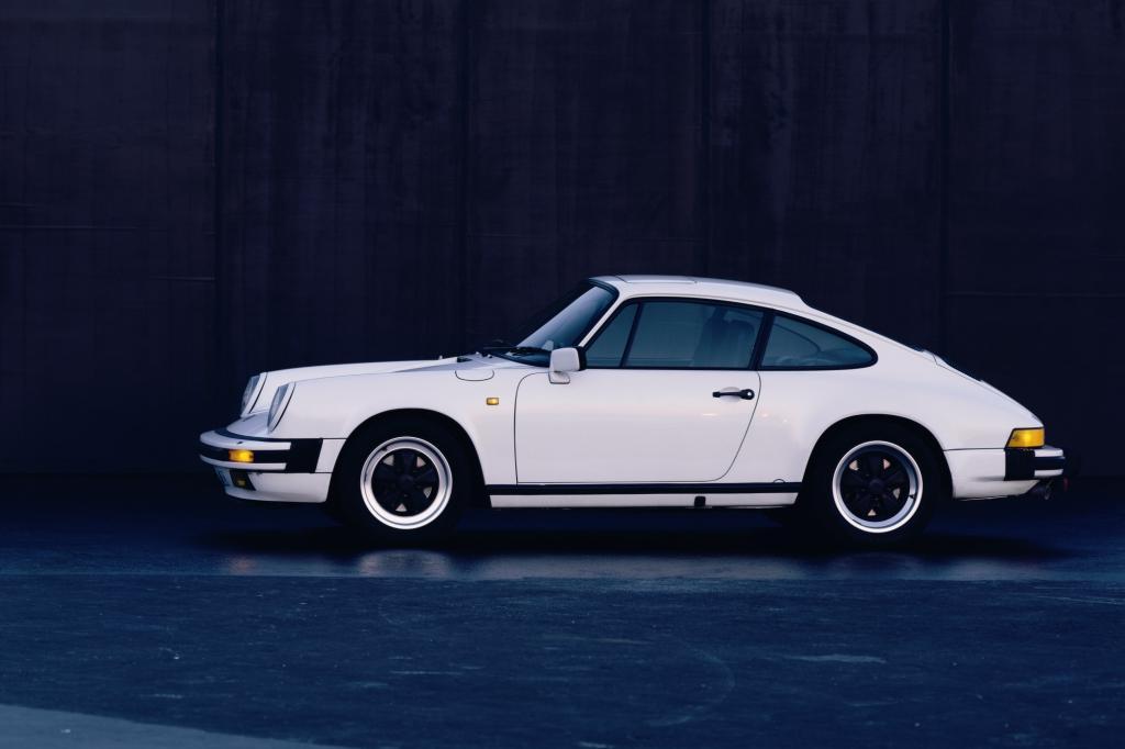 Porsche 911 Carrera ab 1984