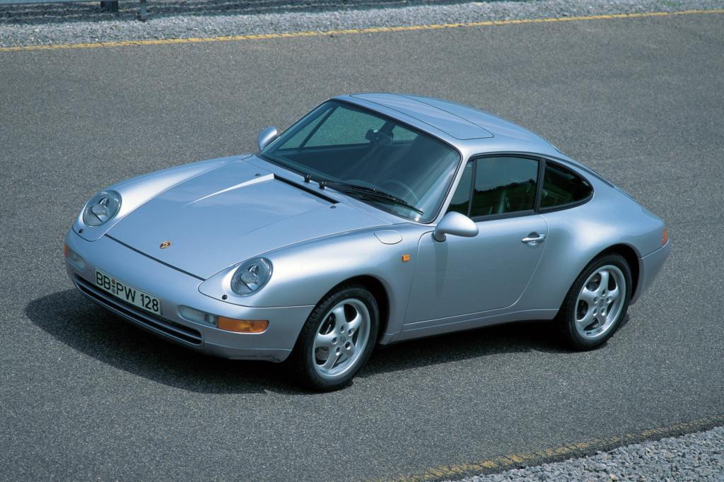 Porsche 911 Carrera ab 1993