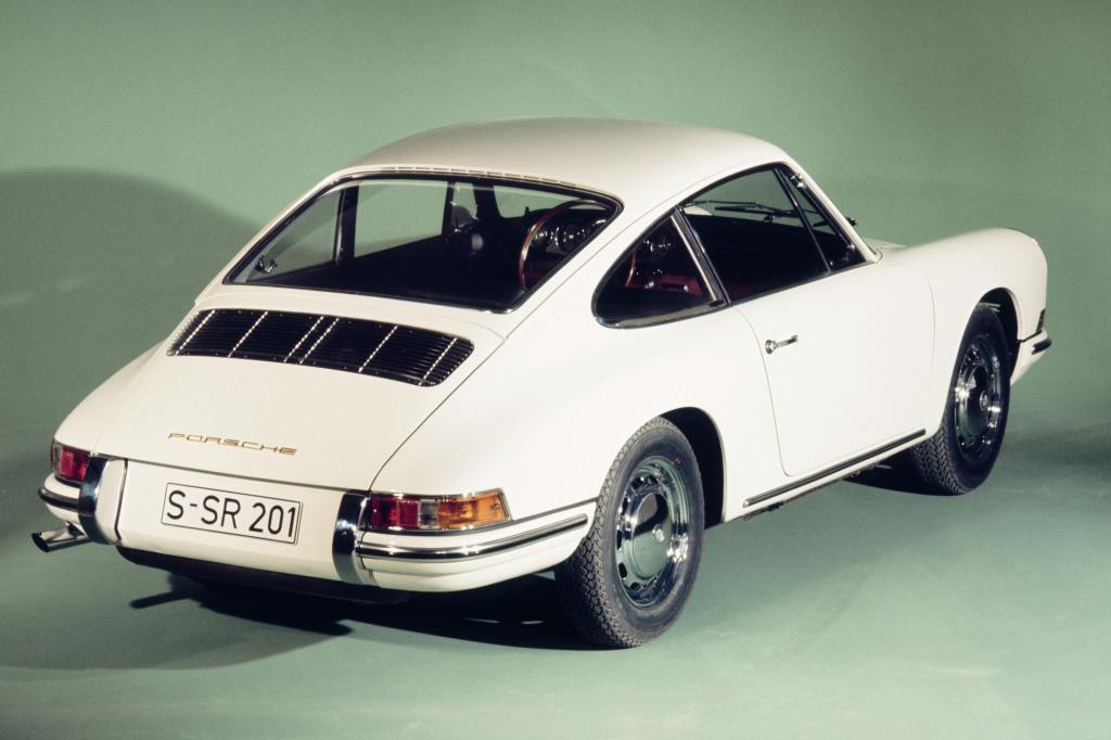 Porsche 911 ab 1964