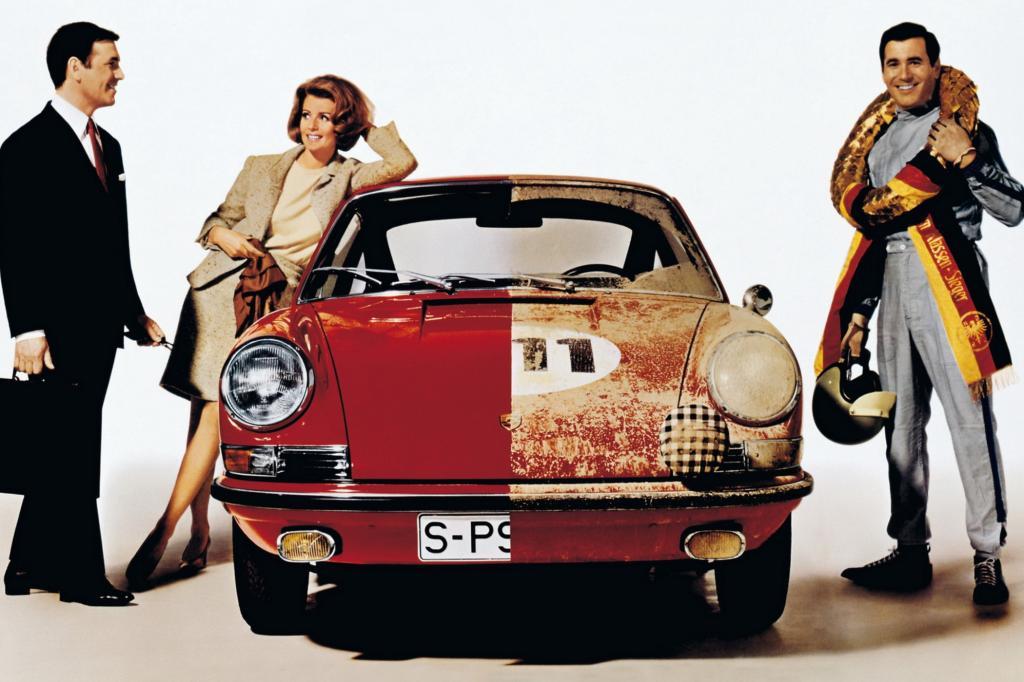 Porsche 911 ab 1967