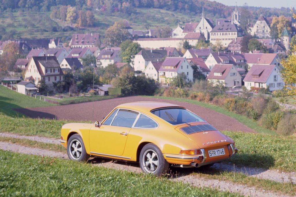 Porsche 911 ab 1970