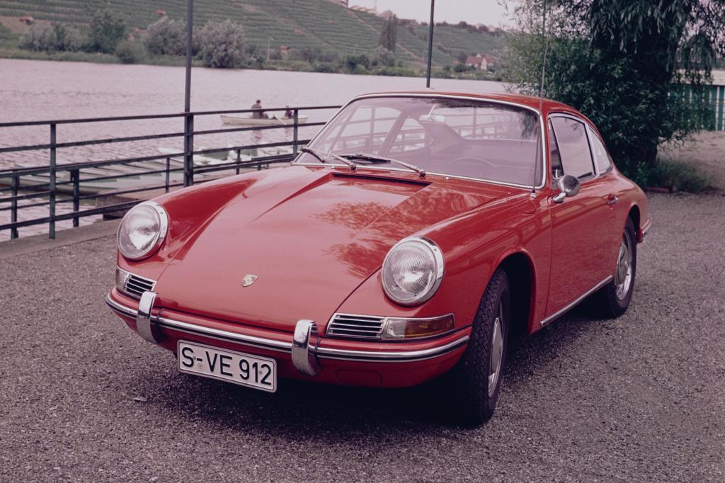 Porsche 912 ab 1965