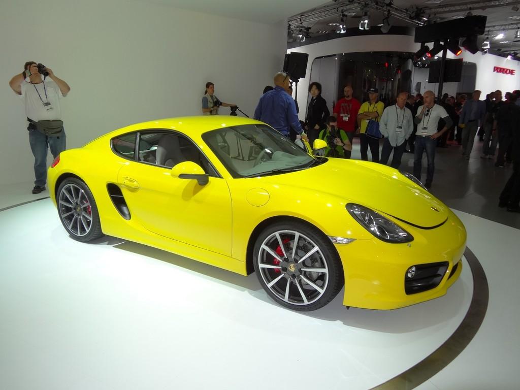 Porsche übertrifft 2012 eigenen Auslieferungsrekord