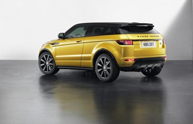 Premiere für Range Rover