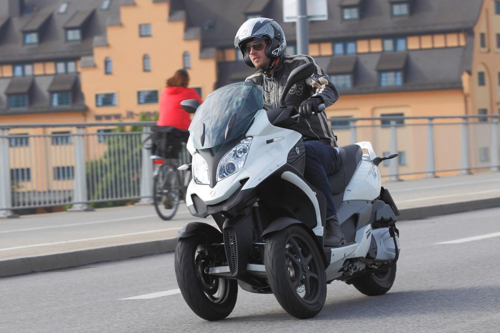 Quadro 350 D - Dreirad zum Sonderpreis