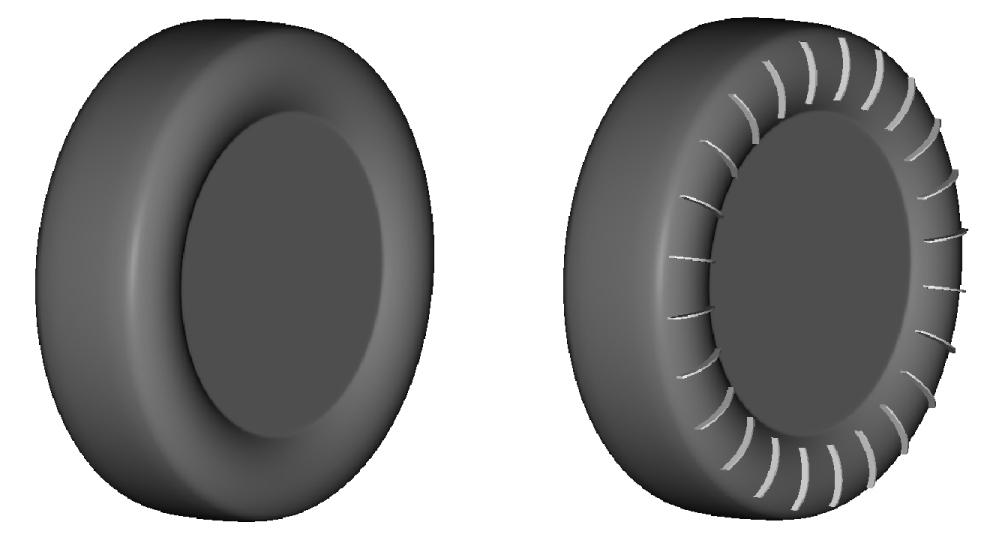 Reifen könnten Luftwiderstand senken