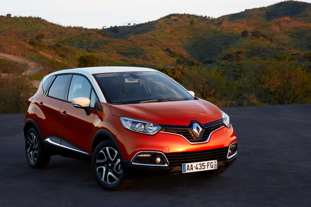 Renault bringt Crossover Captur