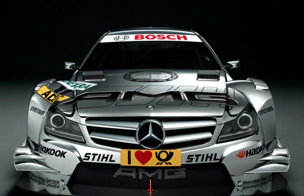 Robert Kubica testet sich im DTM-AMG