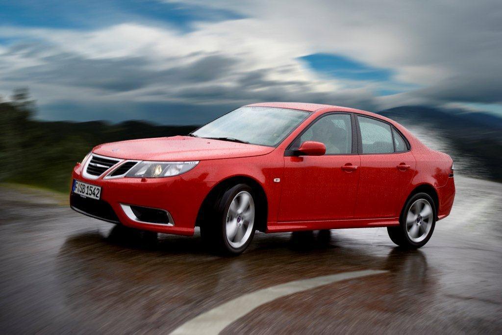 Saab 9-3 SportLimousine 2009