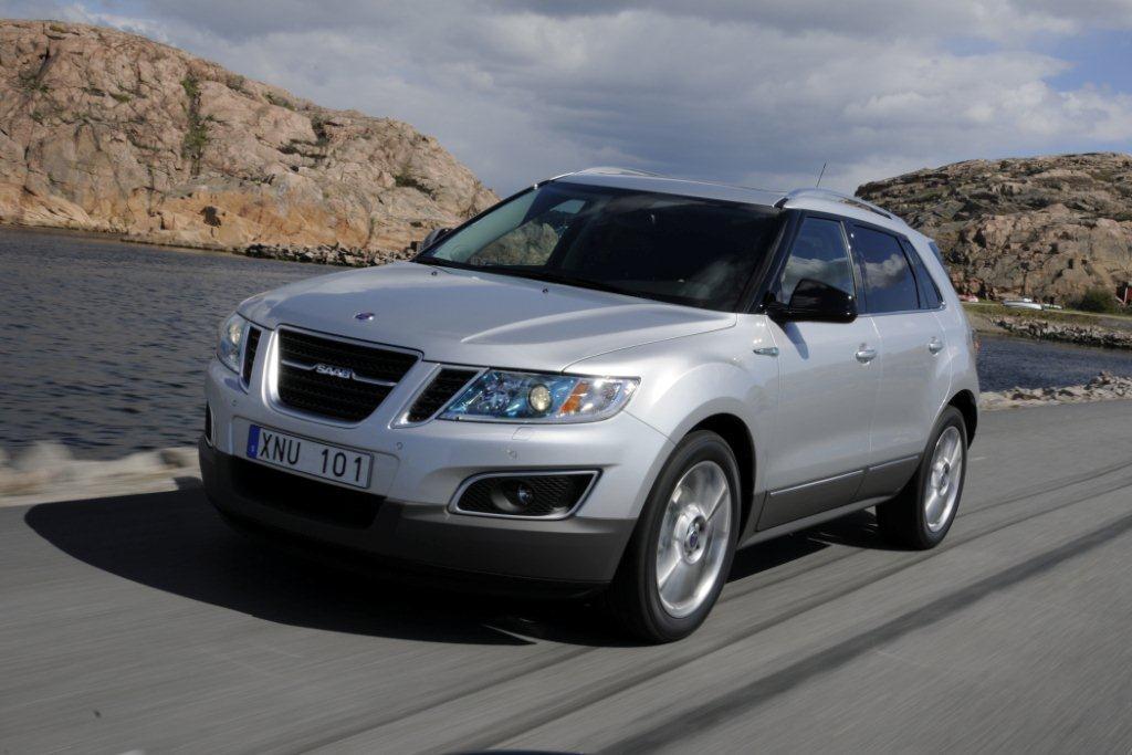 Saab 9-4 von 2011