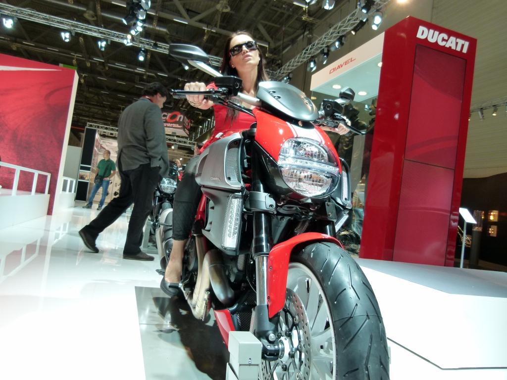 SachsenKrad 2013: Saison-Auftakt auf der Dresdner Motorradmesse