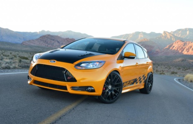 Shelby Focus ST - Ein halber Mustang