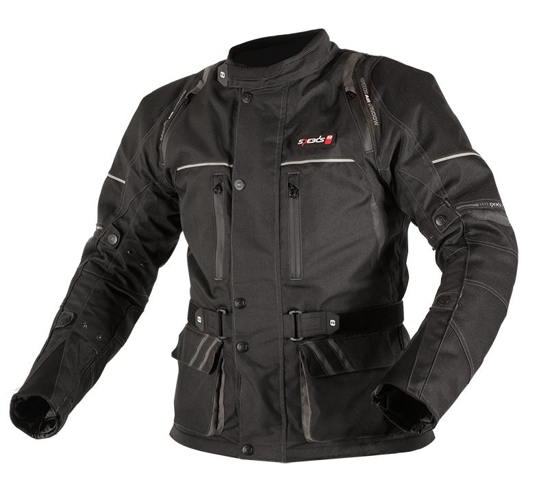 Speeds hat mit »Drive« und »Tour« zwei neue Motorrad-Jacken im Programm
