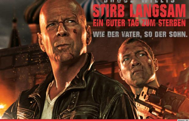 Stirb Langsam - Ein guter Tag zum Sterben - Exklusiver Clip auf auto.de