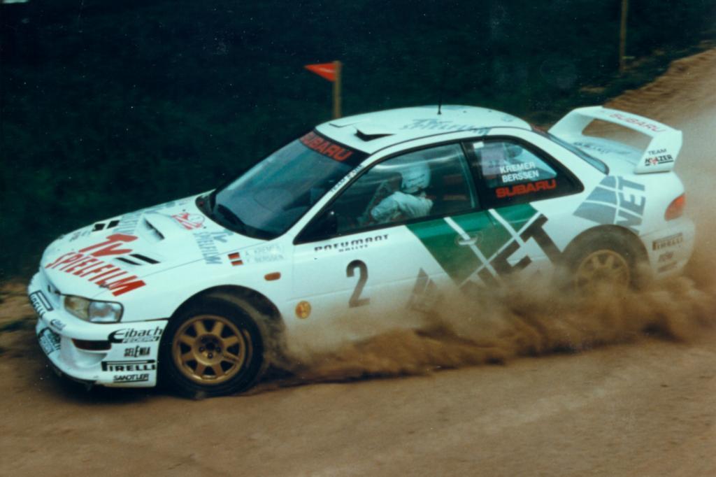 Subaru Impreza ab1993