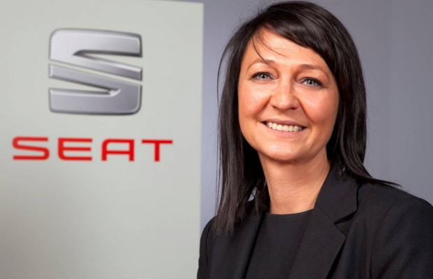 Susanne Franz leitet Seat-Marketing