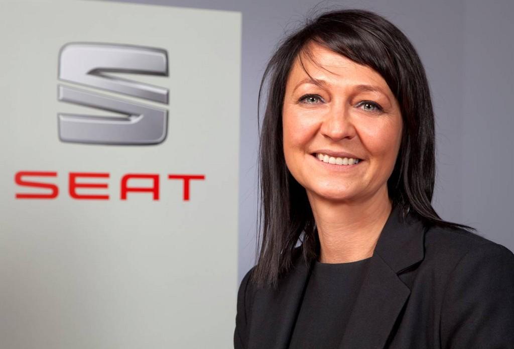 Susanne Franz leitet Seat-Marketing