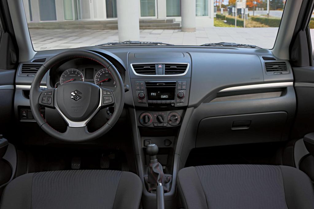 Suzuki Swift als Sondermodell
