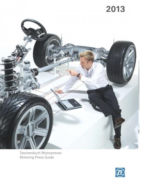 Taschenbuch Motorpresse 2013 veröffentlicht