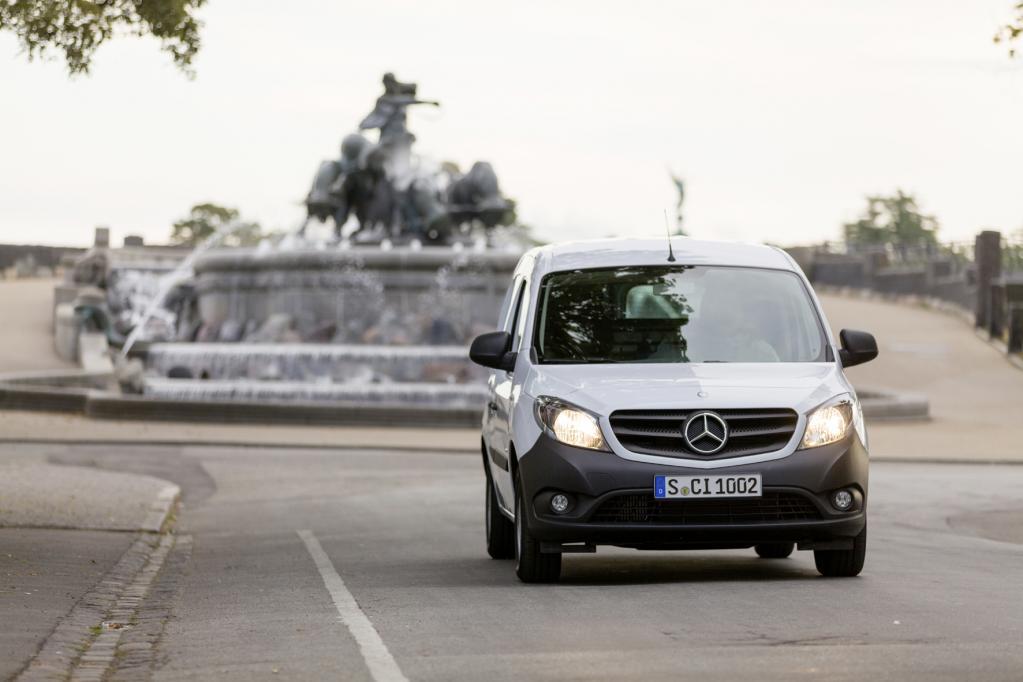 Taxi-Nachlass für den Mercedes Citan