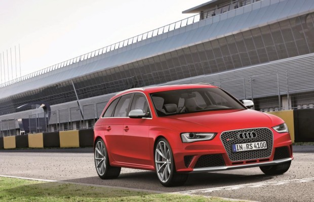 Test: Audi RS 4 Avant - Der Last-Kraftwagen