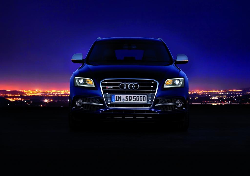 Test Audi SQ5 - Leit-Q mit 313 PS