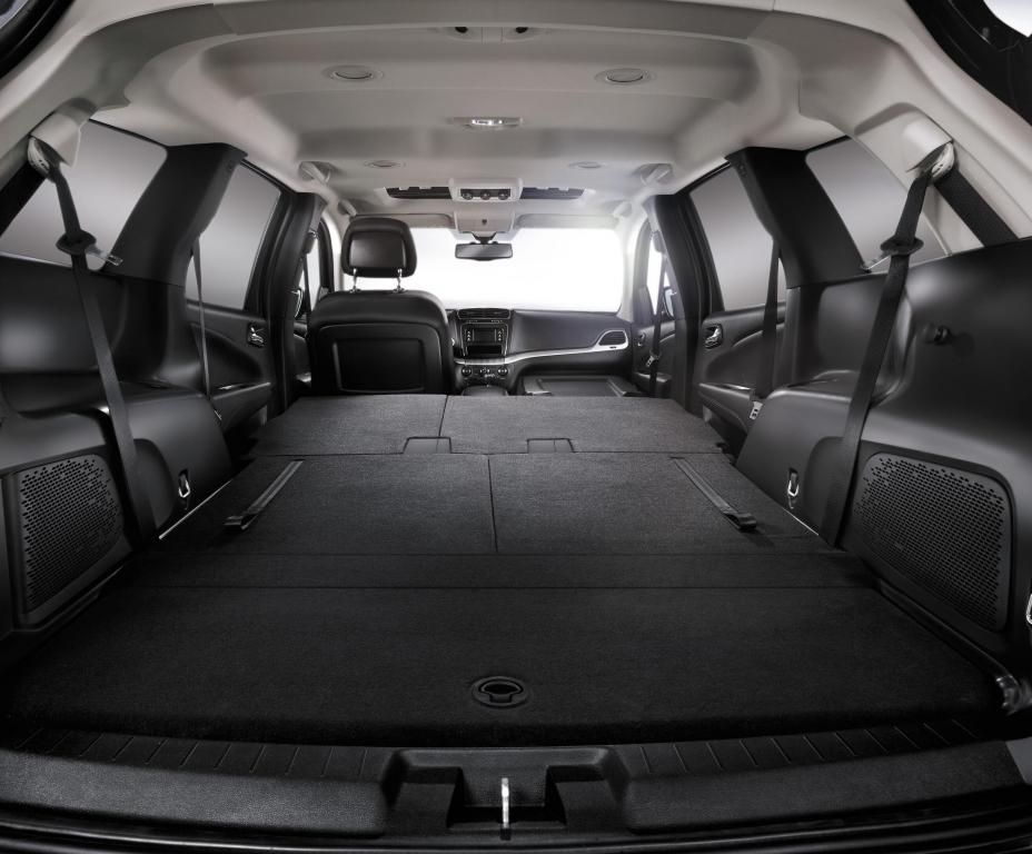 Test Fiat Freemont Lounge 2.0 AWD: Sieben Sitze serienmäßig
