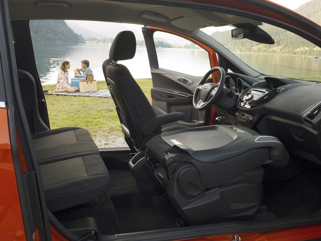 Test: Ford B-Max - Sesam, öffne dich