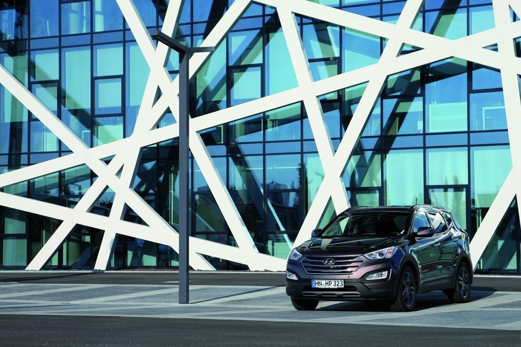 Test: Hyundai Santa Fe - Nicht nur für Freizeit-Cowboys