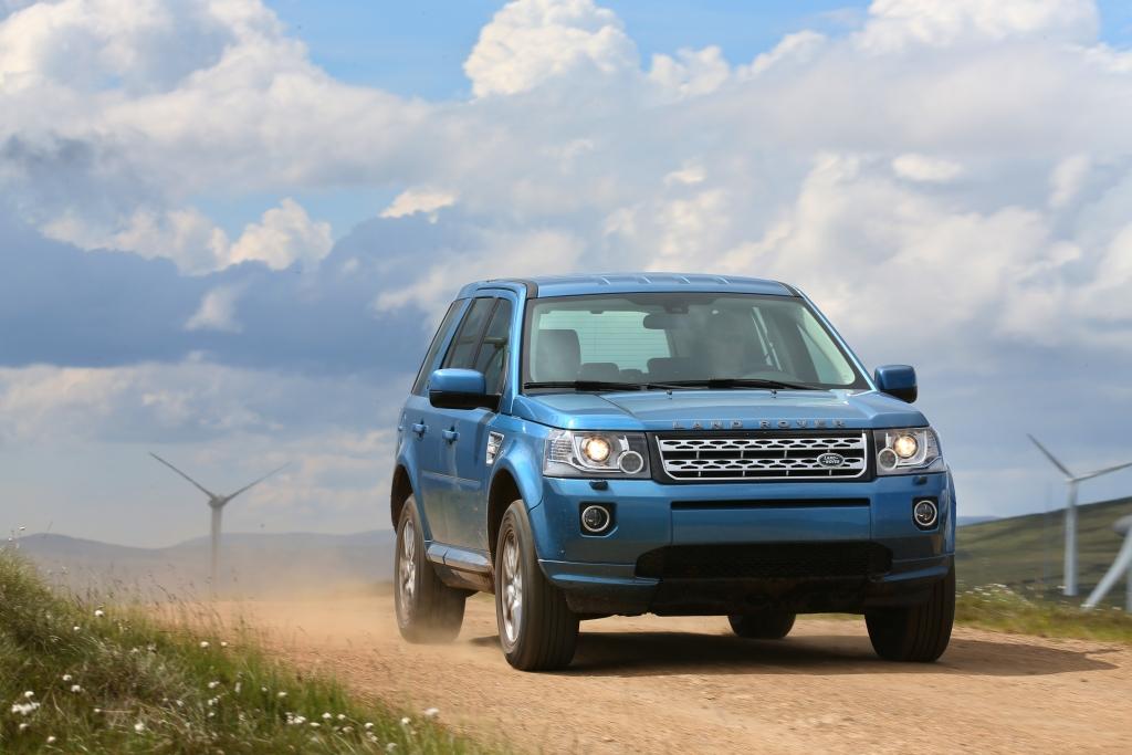 Test: Land Rover Freelander 2 TD4 - Viel Tweed für Stadt und Gelände