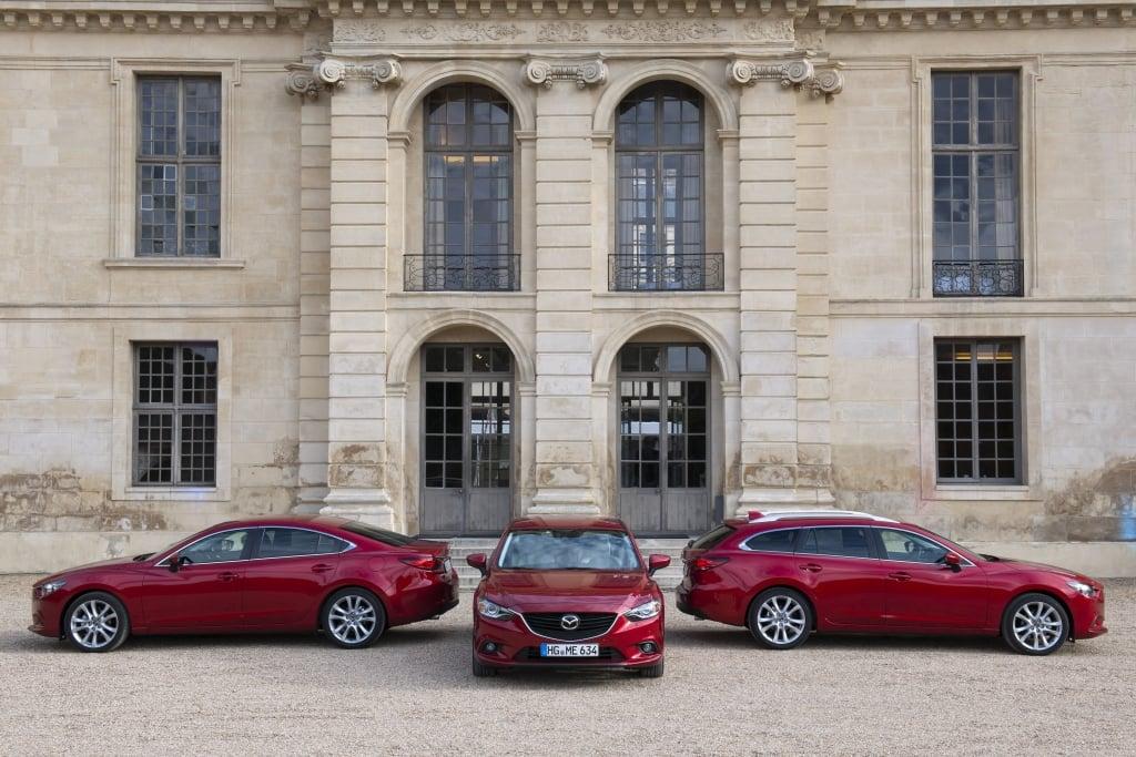 Test Mazda6 - Sechs in seiner schönsten Form