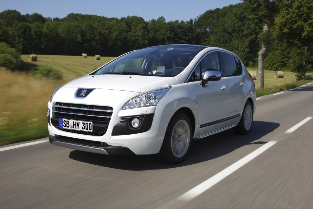 Test Peugeot 3008 HYbrid4: Allrad-Hybrid mit 200 PS