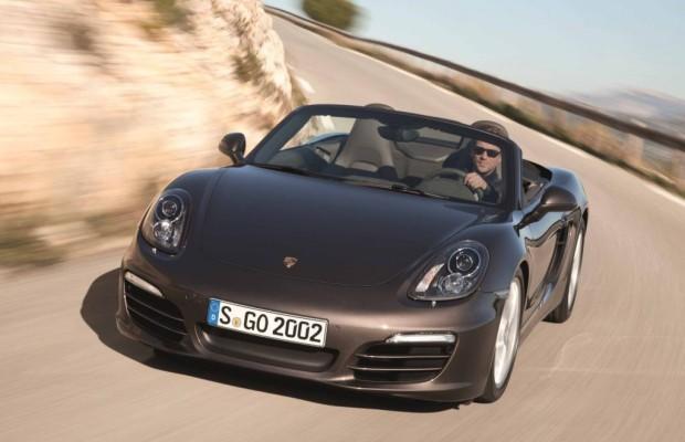 Test: Porsche Boxster - Mir gäbet alles